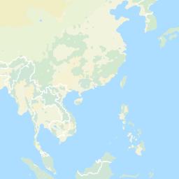 Landkarte von China - China Karte - World Map Finder