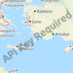 detaljeret kort over sicilien